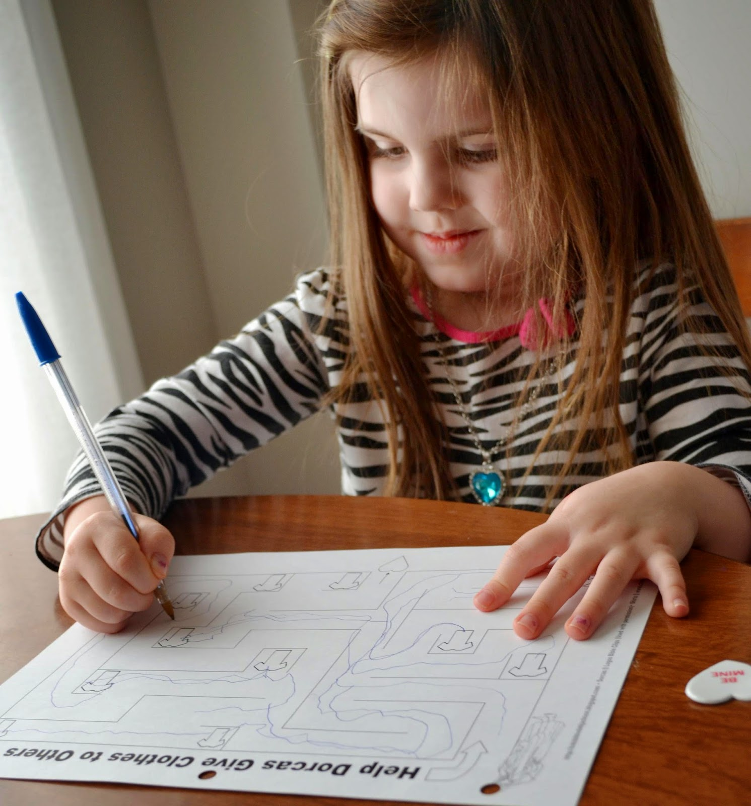 Bible Fun For Kids Preschool Alphabet H Is For Dorcas The Helper
