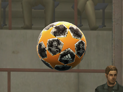 PES 2013 Balls Adidas UEFA Champions League 2018/2019 Winter by M4rcelo