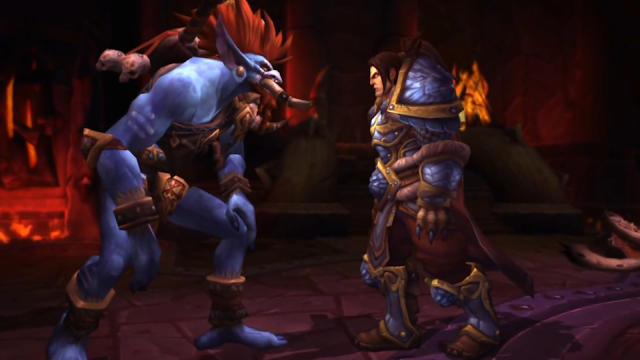 Legion Broken Shore Reveals Possible Big Changes to World of Warcraft Lore voljin and varian dead