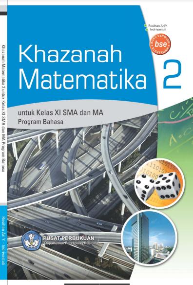 Download Buku Siswa KTSP SMA Kelas 11 Pelajaran Khazanah Matematika