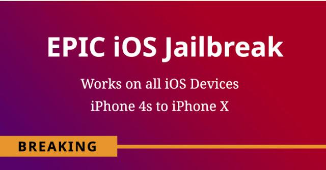 """Tin tặc phát hành bản Jailbreak """"vĩnh viễn"""" cho tất cả các thiết bị iOS, từ iPhone 4S đến iPhone X - CyberSec365.org"""