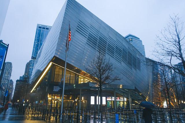 ナショナル・セプテンバー11ミュージアム(National September 11 Museum)