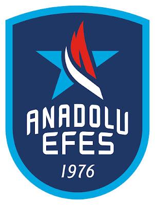 Anadolu Efes Spor Kulübü Logosunu Değiştirdi