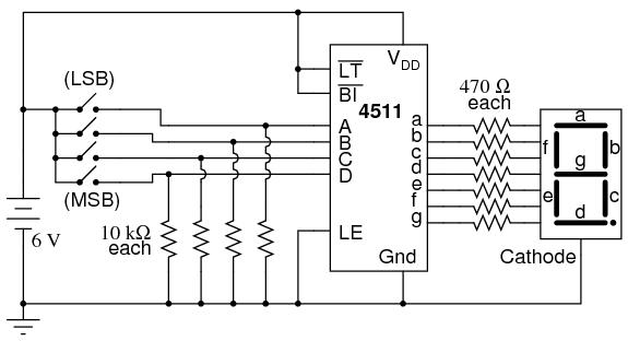 segment lcd driver circuit diagram tradeoficcom