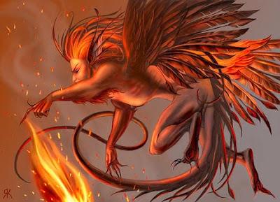 Elementais do Fogo e a Umbanda