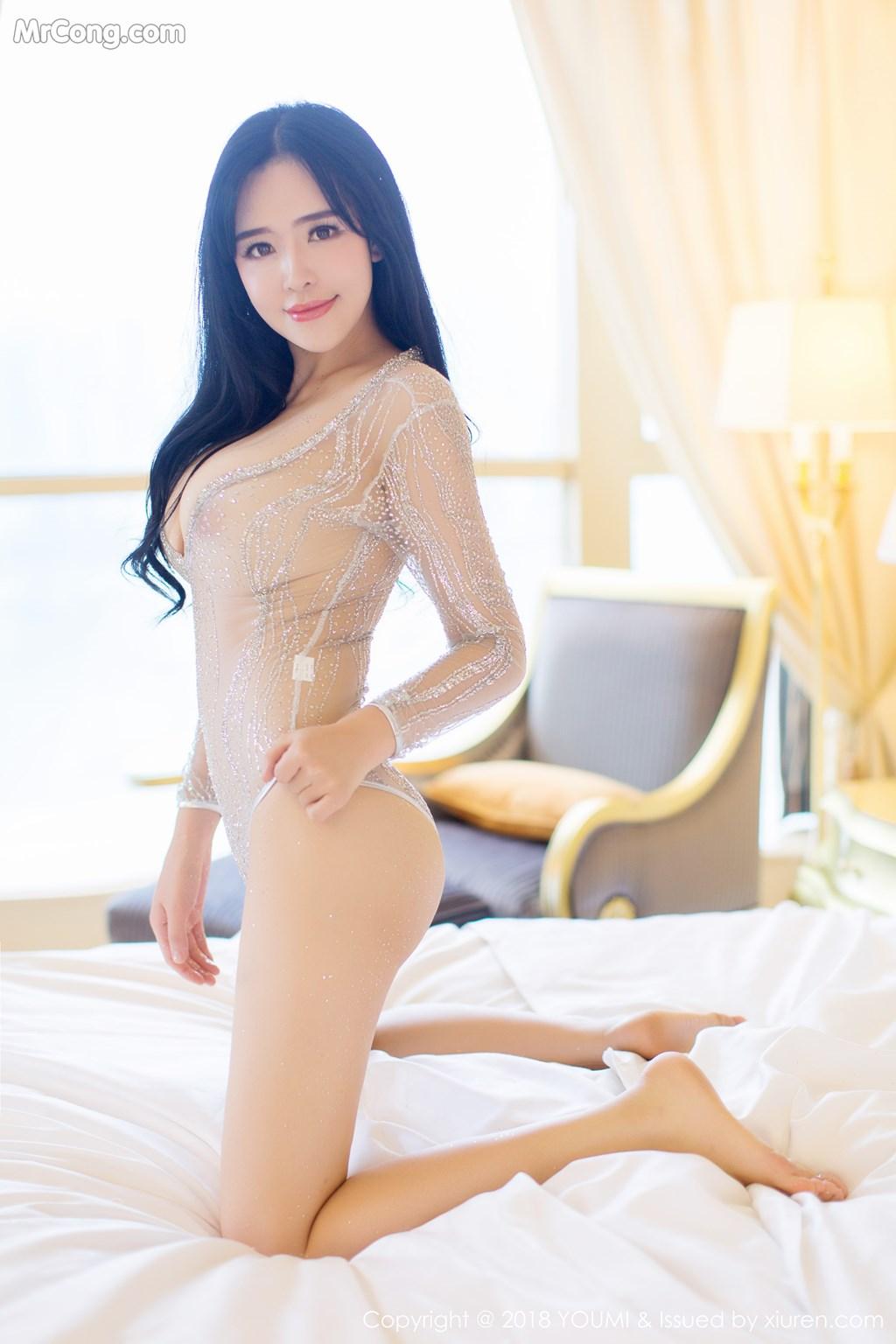 Image YouMi-Vol.124-Liu-Yu-Er-MrCong.com-015 in post YouMi Vol.124: Người mẫu Liu Yu Er (刘钰儿) (41 ảnh)
