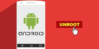 Cara Unroot Xiaomi Redmi Note 4
