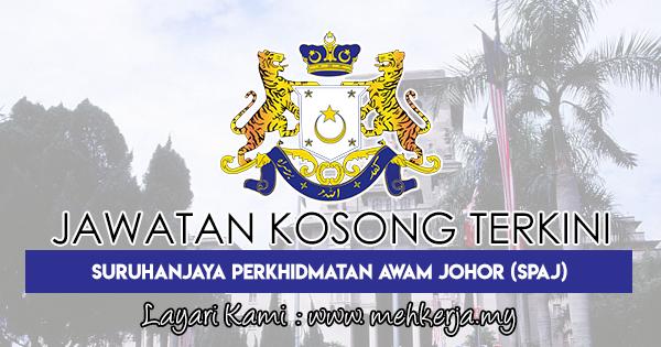 Jawatan Kosong Terkini 2018 di Suruhanjaya Perkhidmatan Awam Johor
