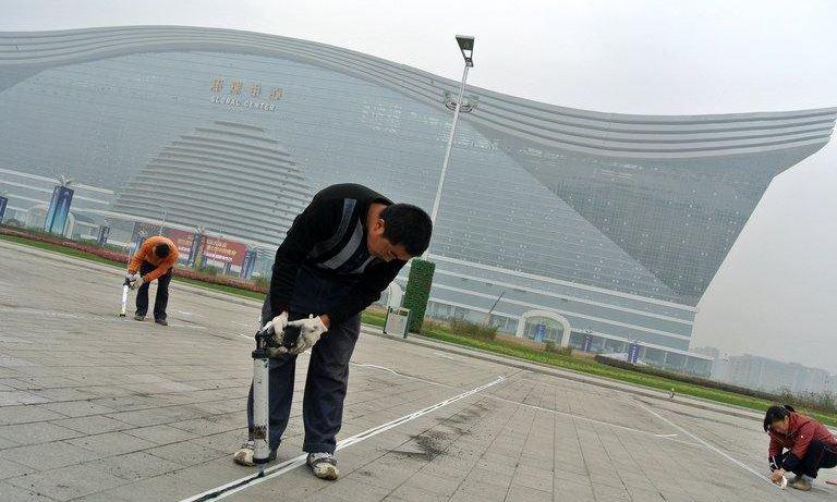 liegt china am meer