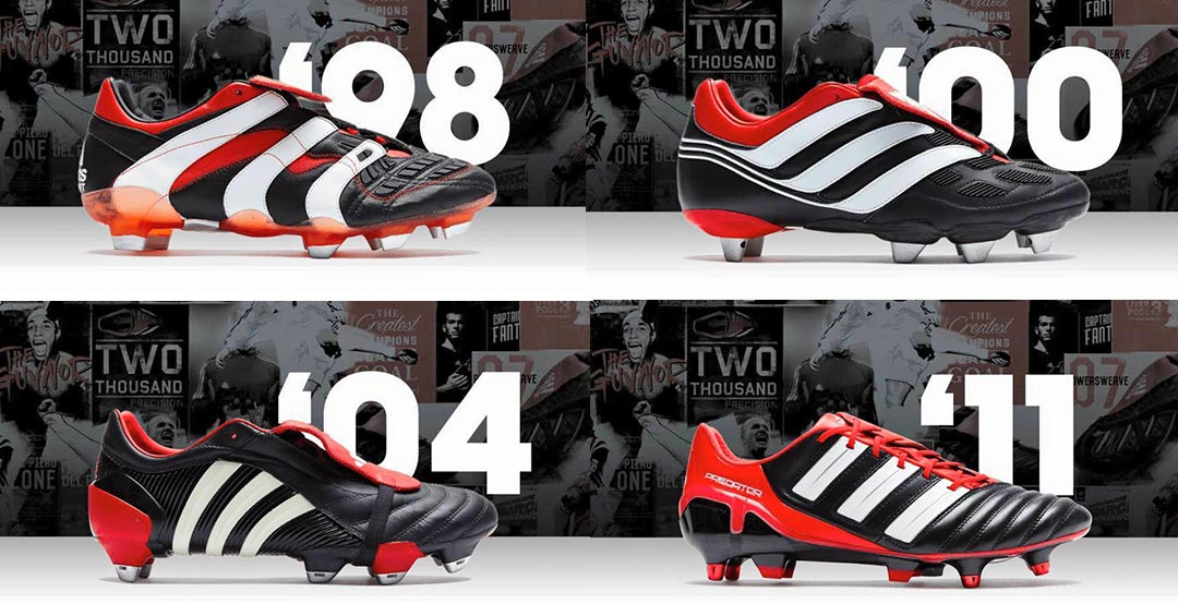 best loved cbe40 296d0 We take the chance to take a look at the full history of the Adidas Predator .