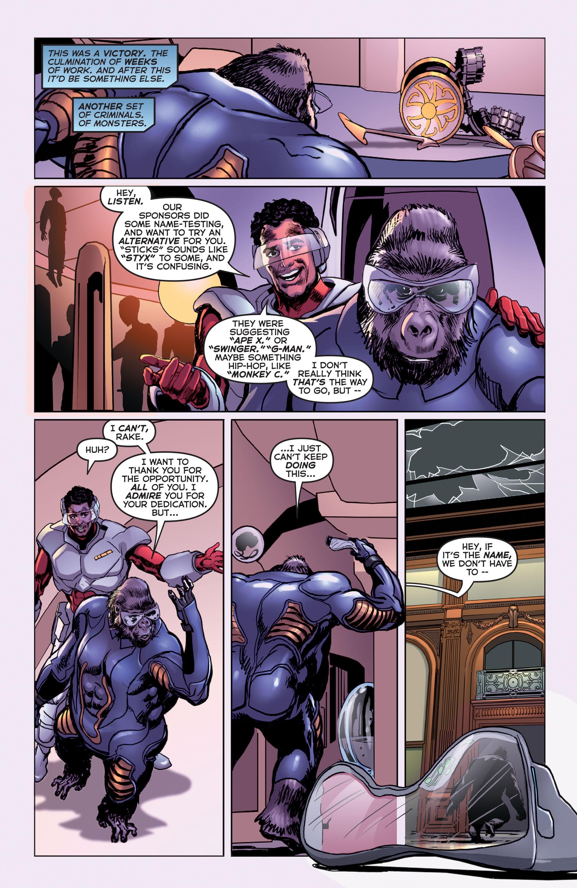 Read online Astro City comic -  Issue #24 - 10
