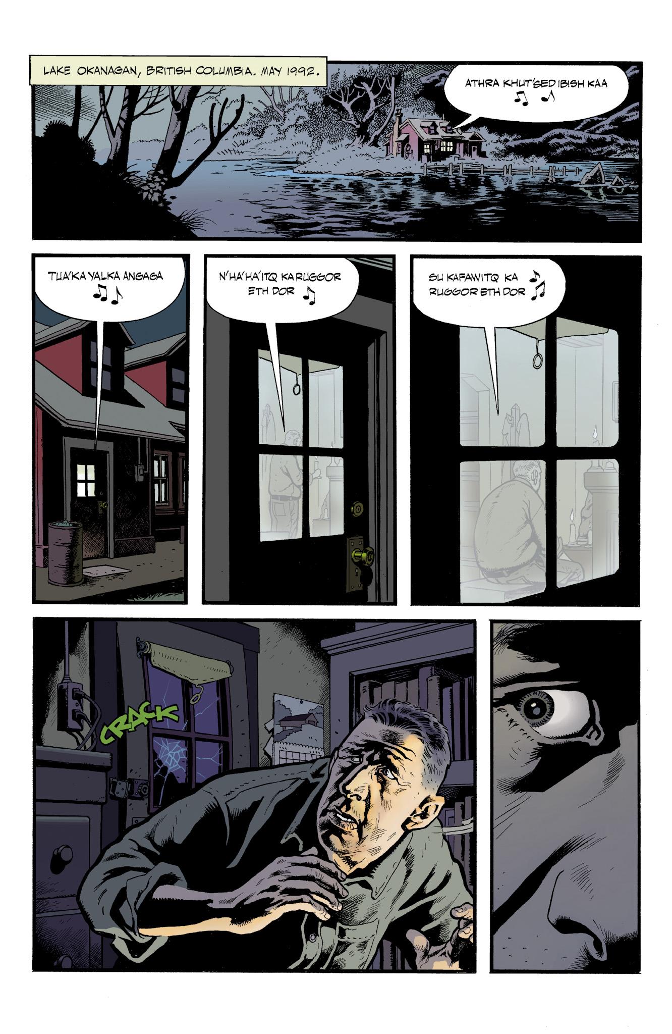 Read online Abe Sapien comic -  Issue #23 - 3