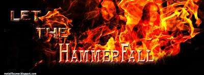 Hammerfall Let The Hammer Fall