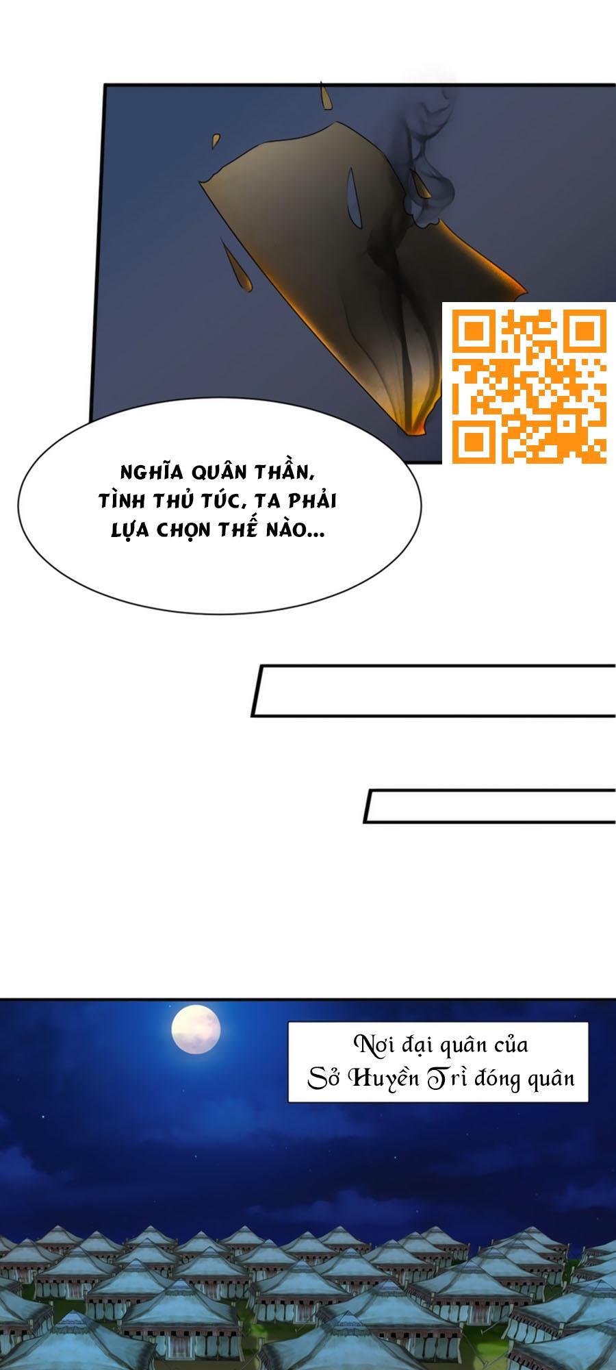 Kiêu Sủng Y Phi chap 192 - Trang 21