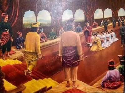 Asal Usul Dan Sejarah Parameswara