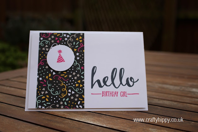 Hello Stamp Set, Sale-A-Bration, Stampin' Up!