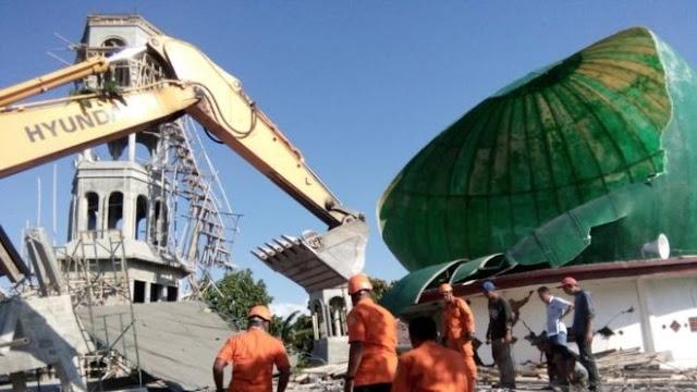 Lombok Dalam Kilasan Sejarah Gempa
