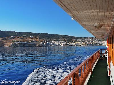 karpathos escursione barca