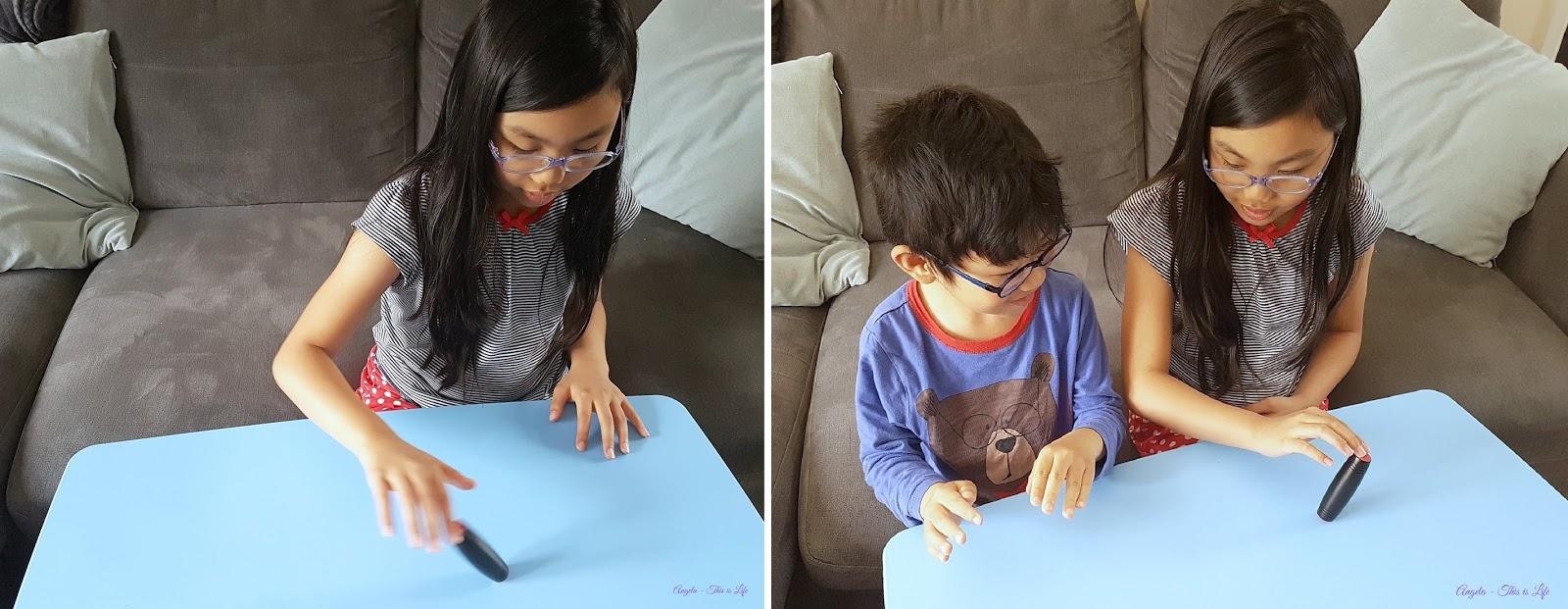 fidget toy, Mokuru stick desk toy, toy for all ages