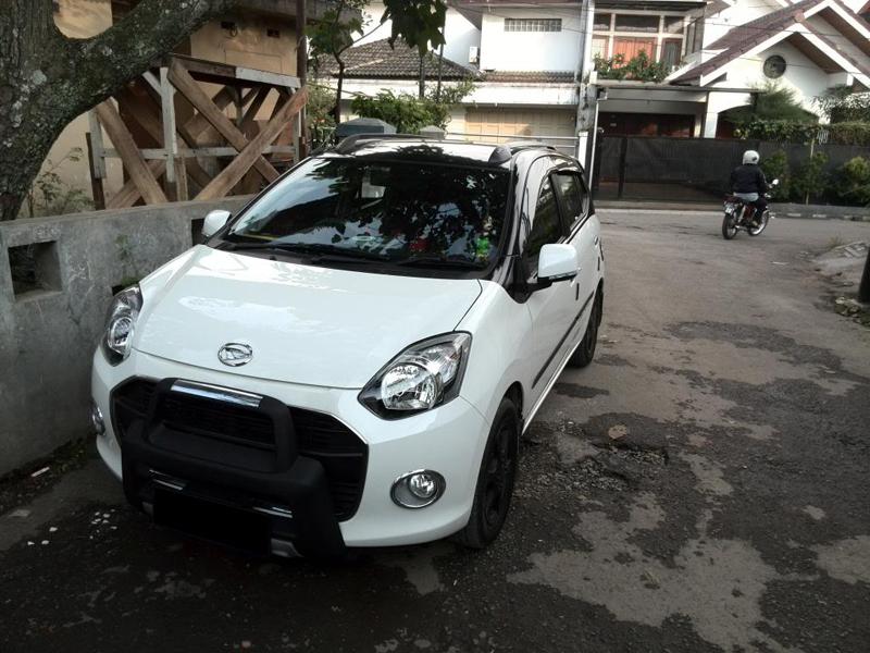 Kumpulan Foto Modifikasi Mobil Daihatsu Ayla Terbaru ...