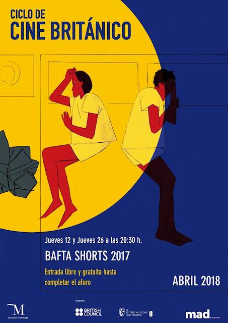 Ciclo de Cine Británico en el MAD de Antequera