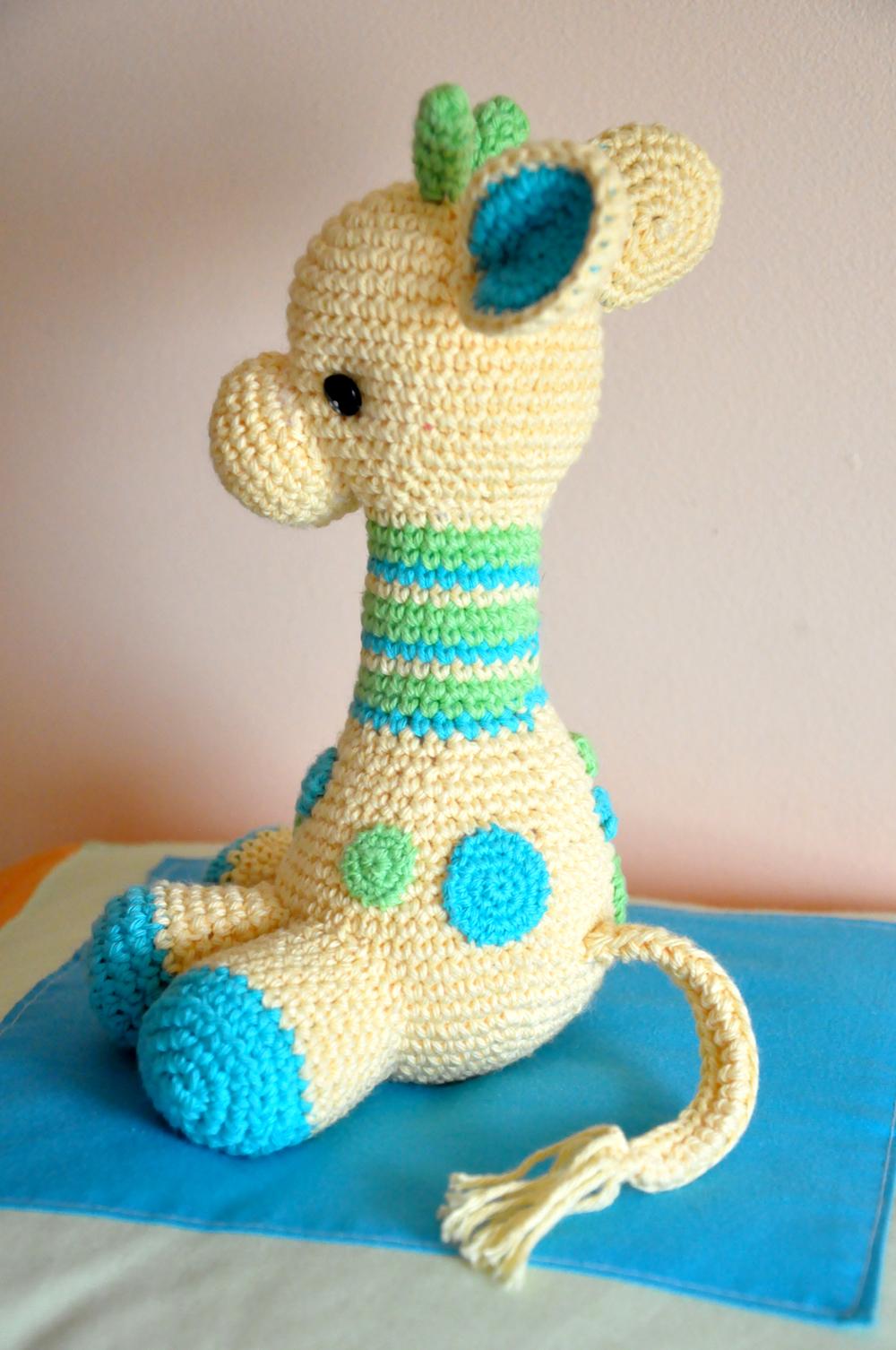 RatiTejedores – patron de jirafa bebe – Her Crochet – BuzzTMZ en 2020 | 1506x1000