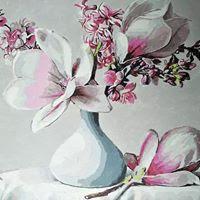 Tranh son dau so hoa tai Phu Minh