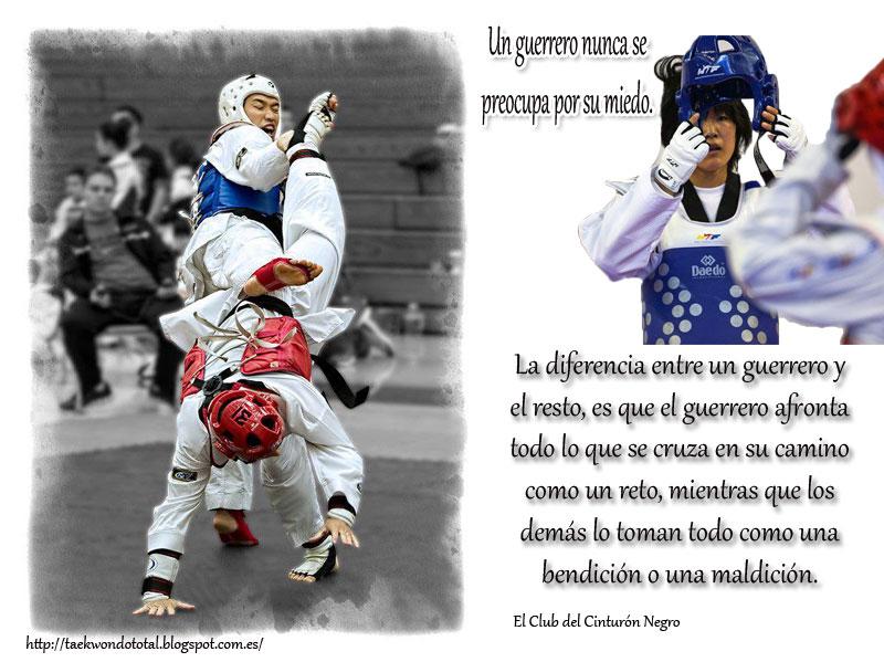 Taekwondo Total Frases Para La Reflexión