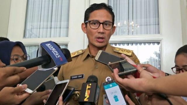 Anies Dicanangkan jadi Cawapres Prabowo, Sandiaga Uno Mengaku Siap Sukseskan Jakarta