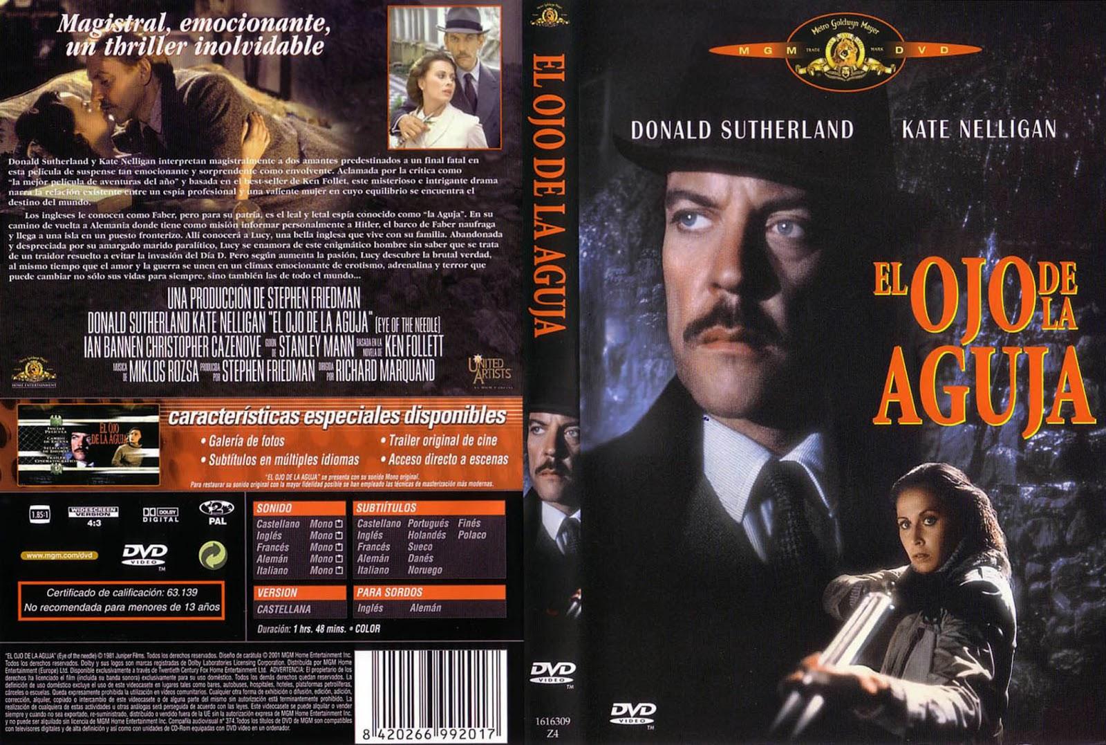 El ojo de la aguja (1981) Descargar y ver Online Gratis