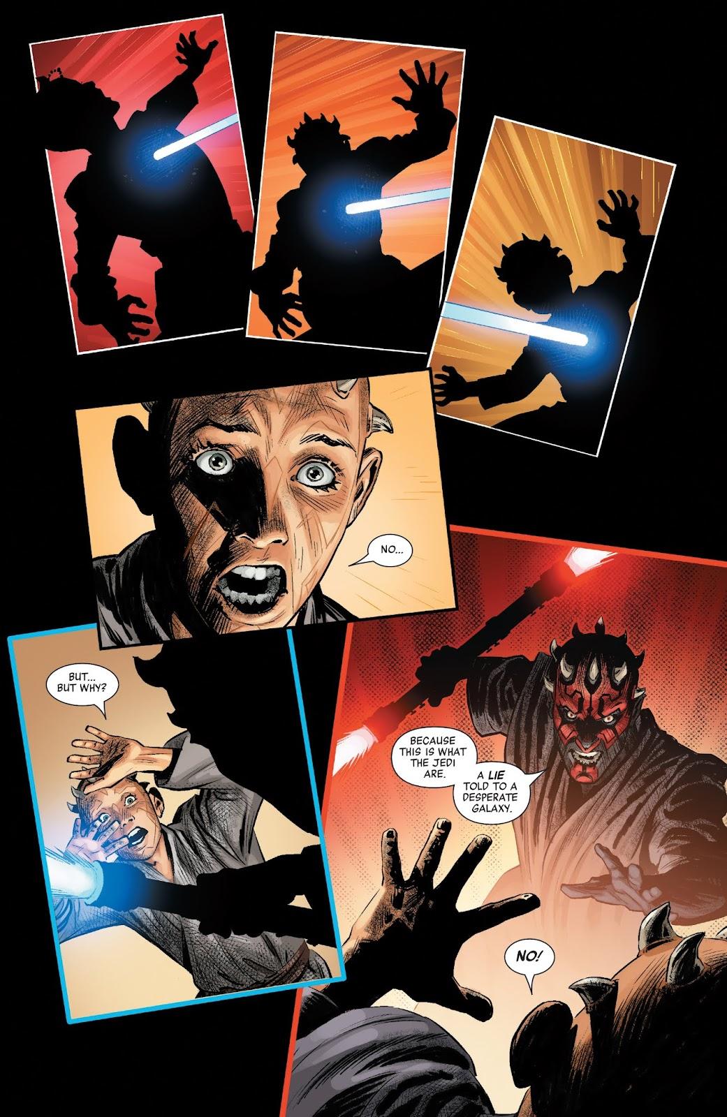 Read online Star Wars: Age of Republic - Darth Maul comic -  Issue # Full - 19
