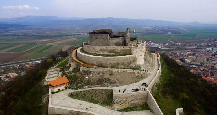 Cetatea Deva restaurata