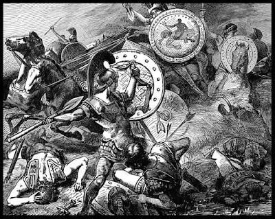 Pelópidas y Epaminondas