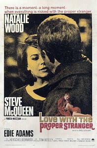 Love with the Proper Stranger Poster