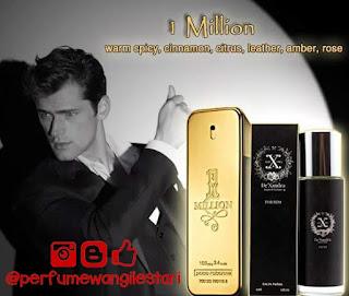Perfume Dexandra 1 Million,Perfume Dexandra,Dexandra