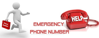 Emergency numbers in USA