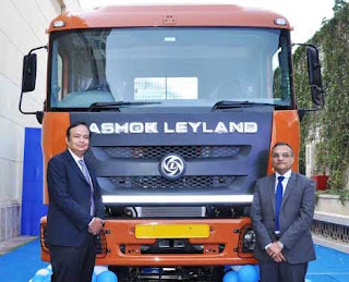 Ashok Leyland, 40iT, Captain 40iT Tractor, Ashok Leyland Captain 40iT truck