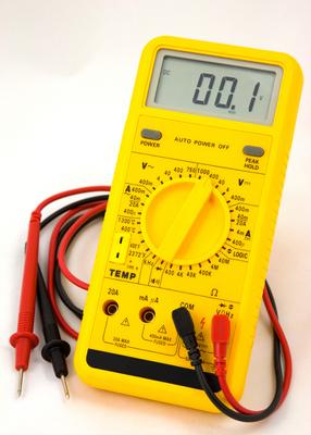 Alat Untuk Mengukur Tegangan Listrik : untuk, mengukur, tegangan, listrik, Macam, Listrik, Paling, Sering, Dipakai, Teknisi, Wijdan, Kelistrikan