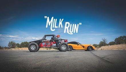 Milk Run oder was man mit einem Ultra4 Buggy so alles anstellen kann