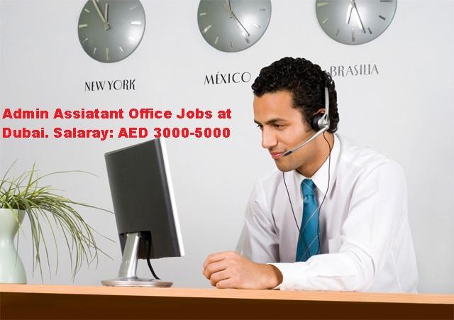 admin jobs in dubai, it admin jobs uae dubai