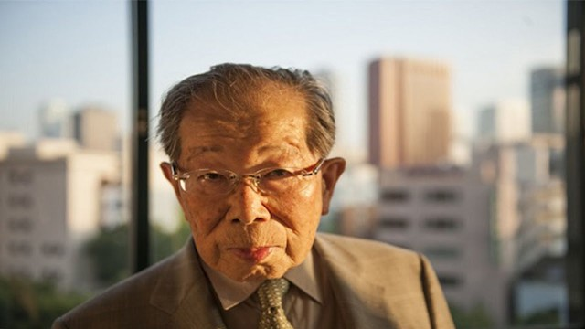 103 years old japanese doctors advice