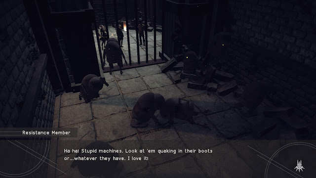 Yoko Taro violence in games