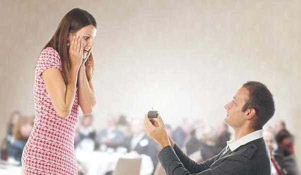 sevgiliye evlilik teklifinde bulunmak