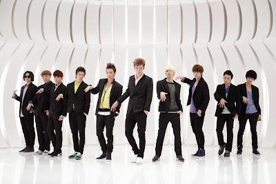 Biodata Personil dan Foto Super Junior Terbaru