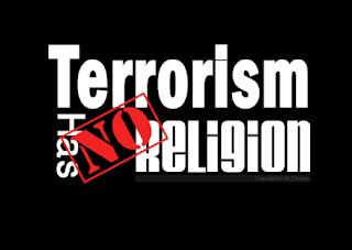 Terorisme itu TIDAK MEMPUNYAI AGAMA