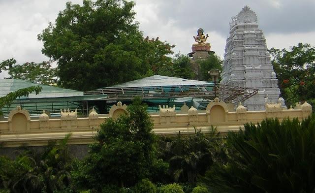 Gnana Saraswati Temple in Basar, Adilabad