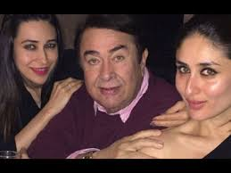 Randhir Kapoor Family Wife Son Daughter Father Mother Age Height Biography Profile Wedding Photos