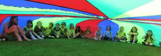 Under the Parachute Mushroom