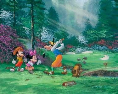 Jogando Conversa Fora - James Coleman e seus desenhos da Disney
