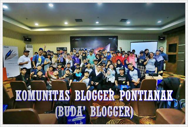 Cara Gabung Komunitas Blogger Pontianak